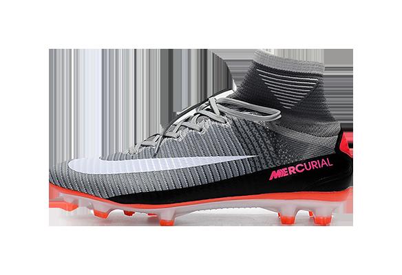 Бутсы Nike Mercurial Superfly V FG Серые в Подольске - купить в ... ad0de27c0fb