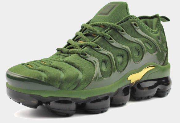 Nike Air VaporMax Plus Зелёные