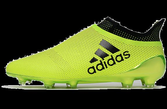 Фото Adidas X 17.1 FG green - 3